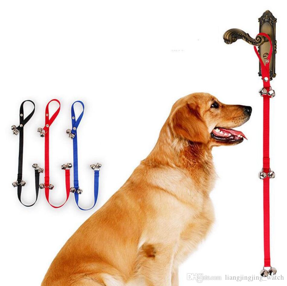 Pet Doorbell Rope Dog Training Tool Pet Cat Tinkle Bell Toy Puppy House  Training Bells Adjustable Rope Tinkle OOA3995 Pet Doorbell Dog Doorbell  Rope Pet ...