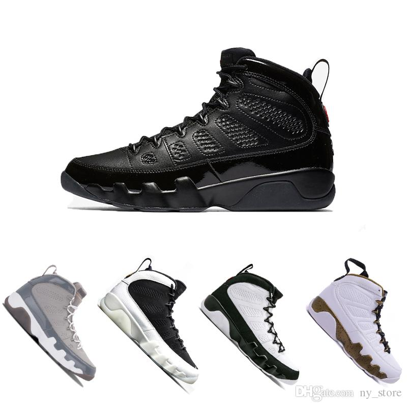 2018 New 9 9s Men Basketball Shoes Sports 2010 RELEASE Bred Lakers ... 9810903f1