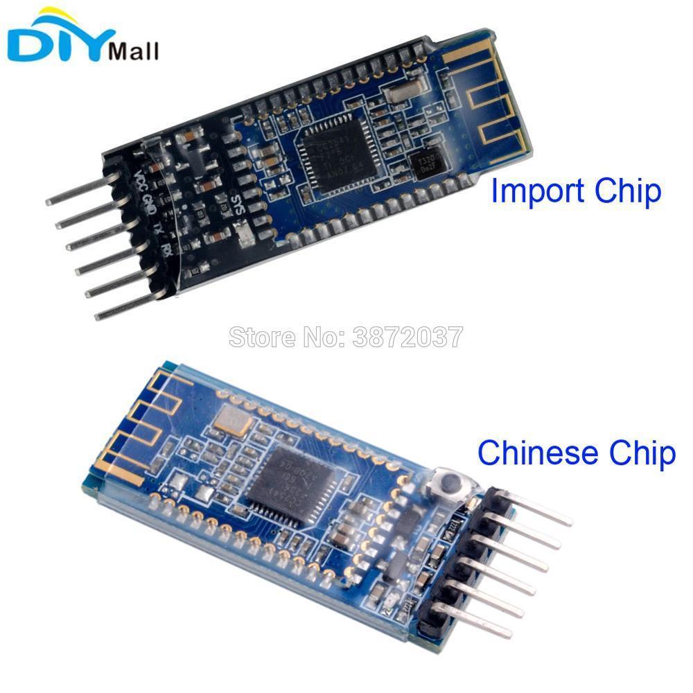 10pcs/lot HM-10 Bluetooth 4 0 BLE CC2541 Serial Uart Transceiver Module for  Arduino