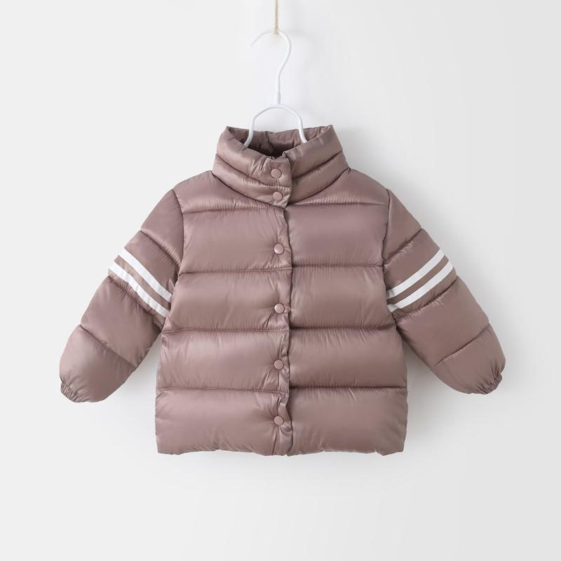 444252f5 2018 New Spring Children Coat Autumn Kids Jacket Boys Outerwear Fashion  Coats Baby Clothes Lightweight Down Cotton Clothing Y18102607 Down Jackets  For Kids ...