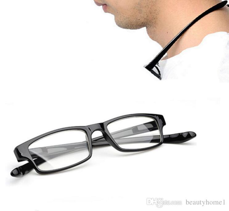 a9596a9cda Compre Moda Halter Ultralight 1.0 2.0 3.0 3.5 4.0 Gafas De Lectura Hombre  Mujer Antifatiga HD Lente De Resina Lentes De Lectura A $15.74 Del  Beautyhome1 ...