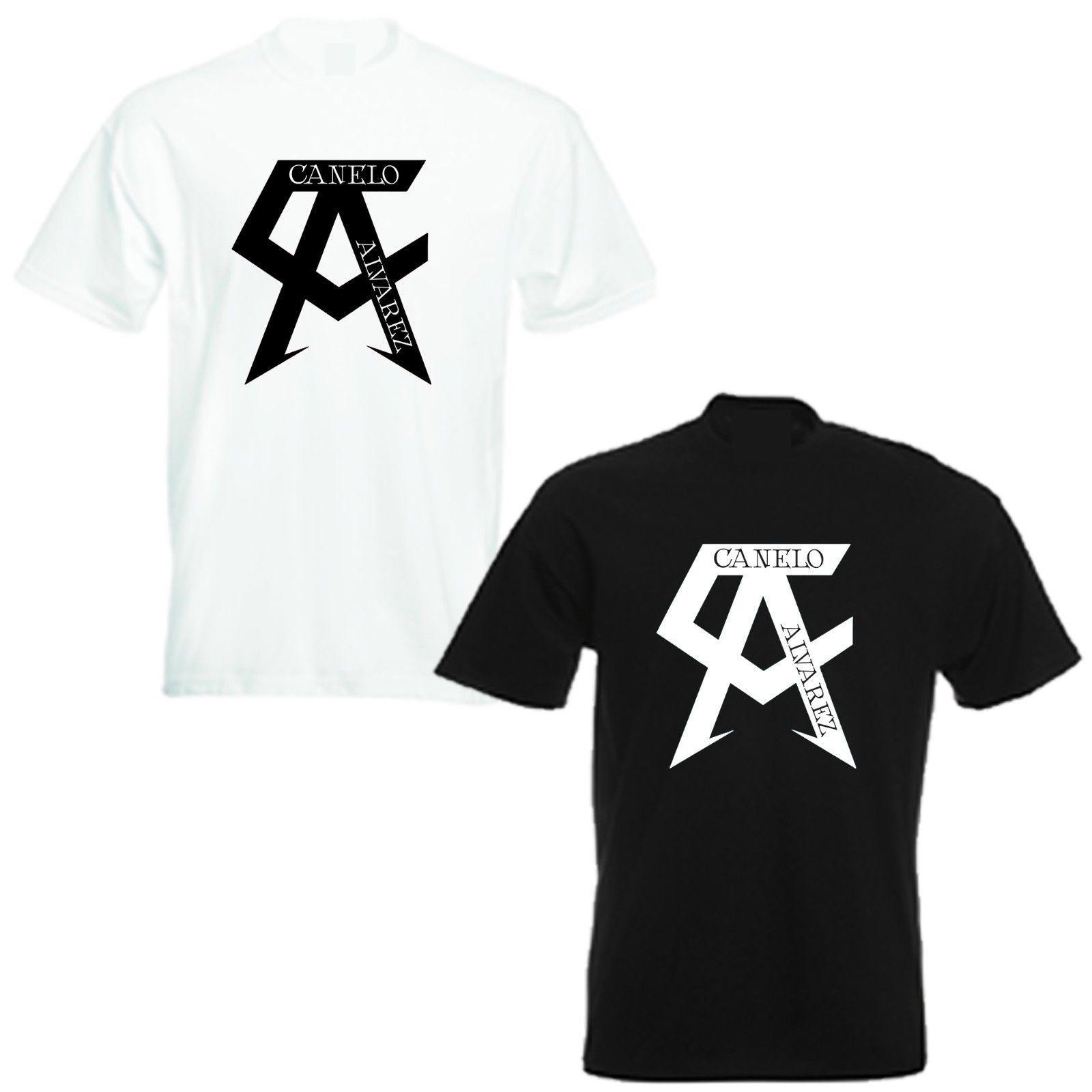 Details Zu Canelo Alvarez Iconic Boxing T Shirt Funny Unisex Casual
