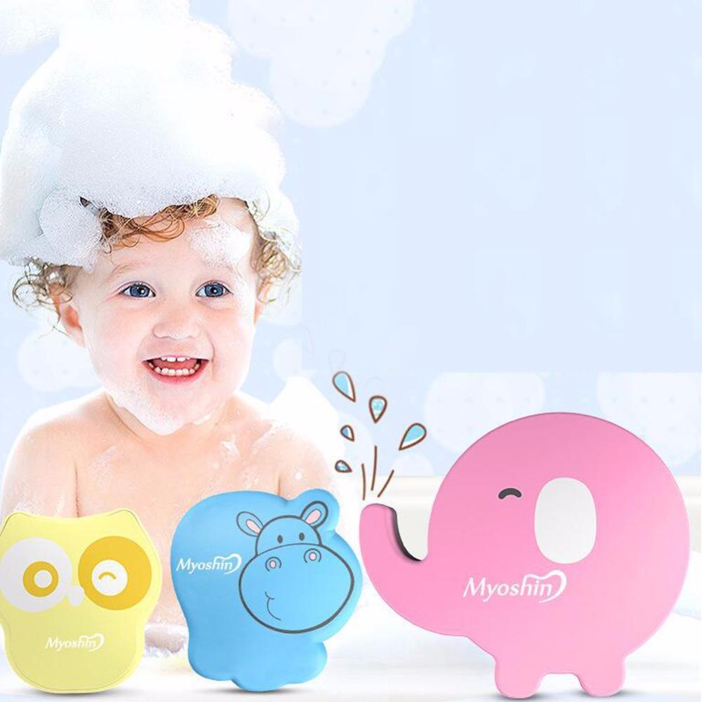 Hot Newborn Baby Bath Towel Accessories Infant Shower Sponge Cotton ...