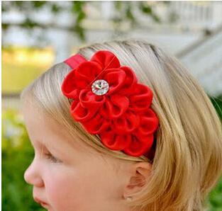 Bebê Crianças Meninas Arco Hairband Estilo Coreano Princesa Cabeça Turbante Nó Cabeça Wraps Crianças Acessórios Para o Cabelo xth057