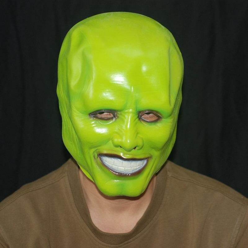 Halloween The Jim Carrey Movies Mask Cosplay Green Mask Costume Adult Fancy Dress Face Halloween Masquerade Party Cosplay Best Masquerade Mask Best ...  sc 1 st  DHgate.com & Halloween The Jim Carrey Movies Mask Cosplay Green Mask Costume ...