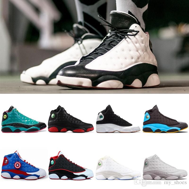 2018 New 13 Basketball Shoes Dmp Men Women Cool Grey 13s Low Men S Women S  Sport Femme Black Cat Class Of 2003 Sneakers 40 46 UK 2019 From My shoes aebd2d3636