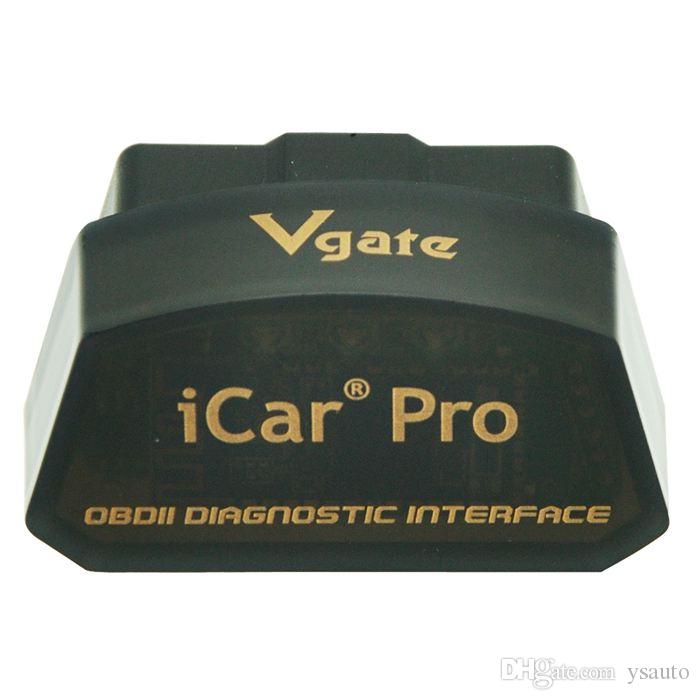 Original Vgate ELM327 Icar Icar2 Icar3 IV Pro OBD2 OBDII WIFI IOS Android Torque Full Protocol Best Quality Free DHL