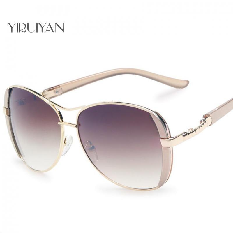 98f1705382f61 High Quality Polycarbonate Lens Cat Eye Sunglasses Women Vintage