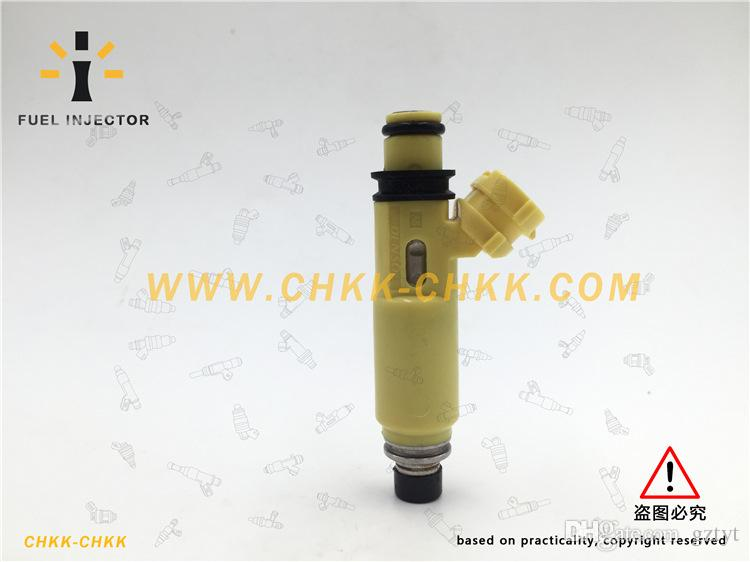 NEW OEM Yellow Fuel Injectors 2004-2008 For Mazda RX-8 195500-4450 good quality