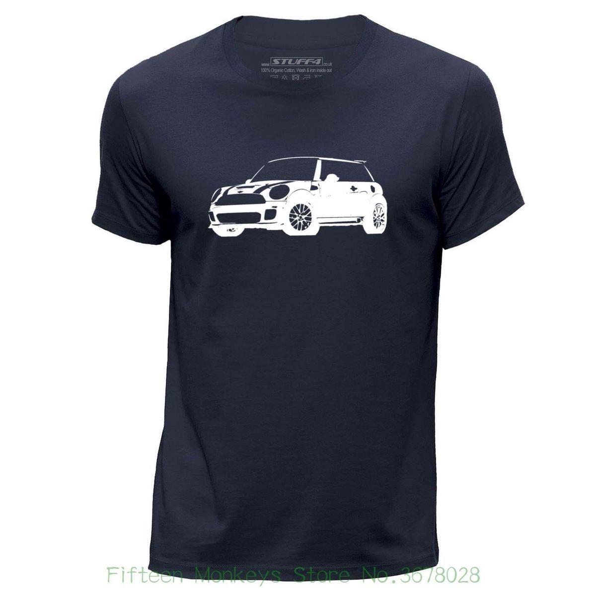 079323cad8a Loose Black Men Tshirts Homme Tees Stuff4 Hommes Bleu Marin Col Rond T Shirt  Stencil Art De Voiture Cooper S Sz 24 Hour Tee Shirts T Shirts T Shirts  From ...
