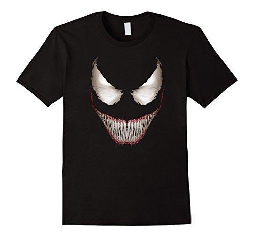 Compre Camisetas De Verano Venom Cara Grande Sonrisa Disfraz De Halloween  Camiseta Gráfica Camiseta De Manga Corta A  32.47 Del Top1commodity  c6e7c6208b5f5