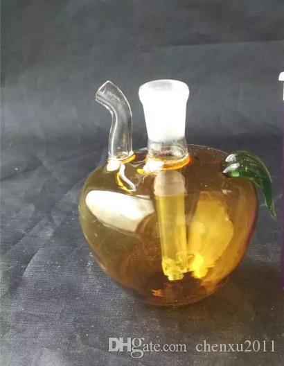 Akrylvattenrör En stor äppelvattenrör