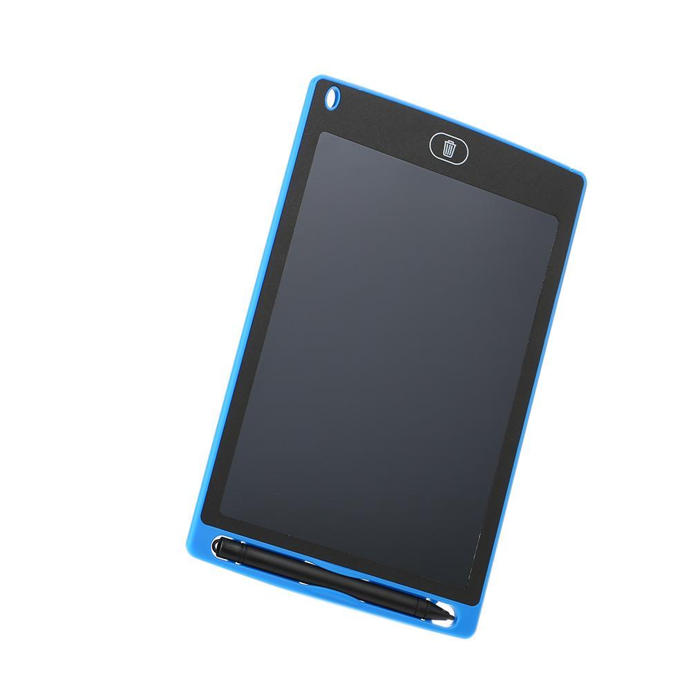 8.5 بوصة LCD الكتابة اللوحي مذكرة رسم لوحة السبورة الكتابة اليدوية وسادات مع القلم ورفع مستواها لبات الاطفال مكتب واحد