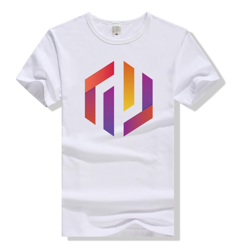 2018 Summer Mens New Pattern Wear Short T Shirt Plain T Shirt