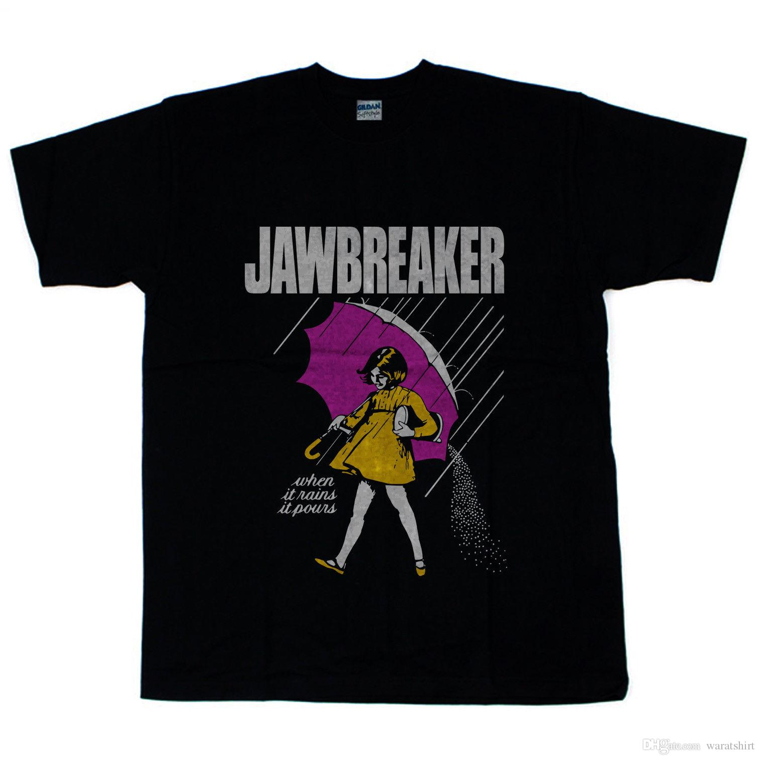 a8277cc764db Jawbreaker Morton Salt Girl Nirvana Fugaz VTG 1993 Reprint T Shirt Size S  To 3XL The Following T Shirts This T Shirt From Waratshirt, $13.06|  DHgate.Com