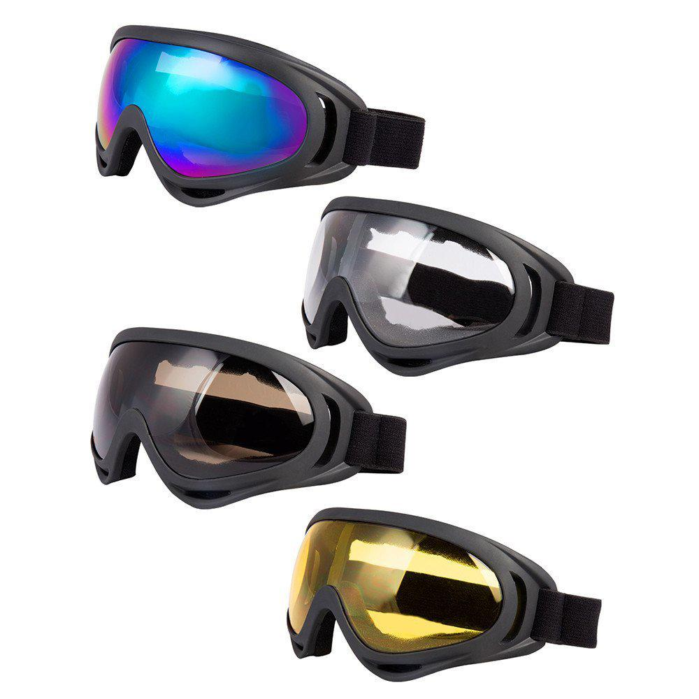 e0d0b5d73e63 2019 Winter Ski Goggles Snow Snowboard Goggles Men Women Kids Ski Glasses  UV 400 Protection Windproof Anti Glare Googles From Capsicum