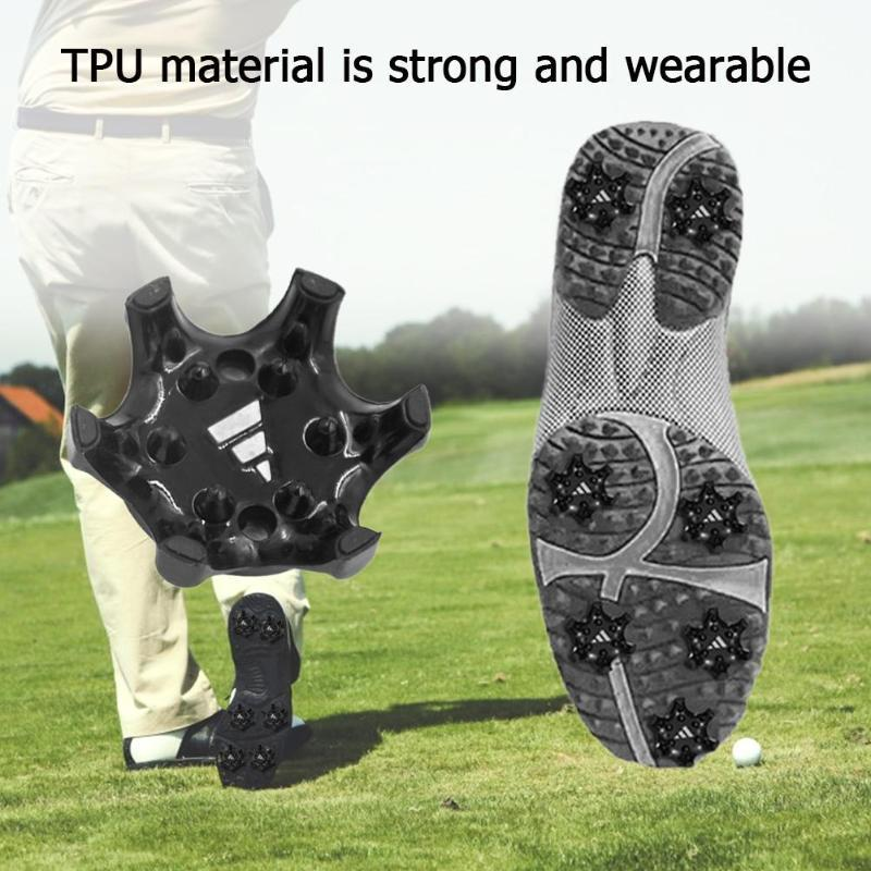 ce83d39f5f12 2019 Golf Spikes Pins Turn Fast Twist Shoe Spikes Replacement Set Ultra  Thin Cleats Pins Golf Shoes Parts From Orangeguo, $33.19 | DHgate.Com