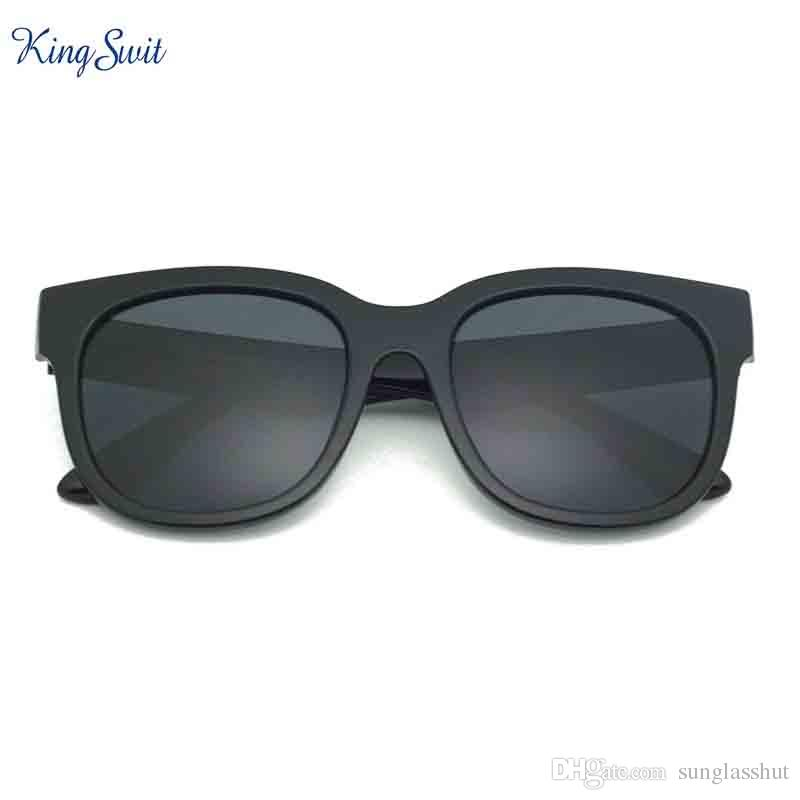 ad4228c29a8 2018 New Polarized Sunglasses For Man And Women Fashion Square ...