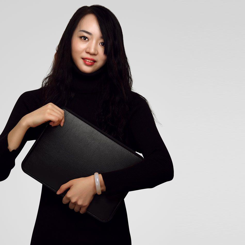 Рукав Ноутбука 11-15.6 дюймов мягкий чехол сумка для переноски для MacBook Air Pro Retina Hp Dell 11 12 13 14 15 дюймов