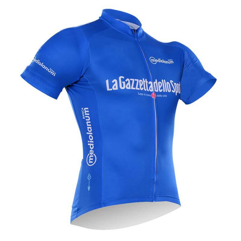 Tour de France 2018 Pro Team Italy Cycling Jerseys Bicycle Clothing Mountain Bike Wear Clothes Breathable Mens racing Shirt F0805