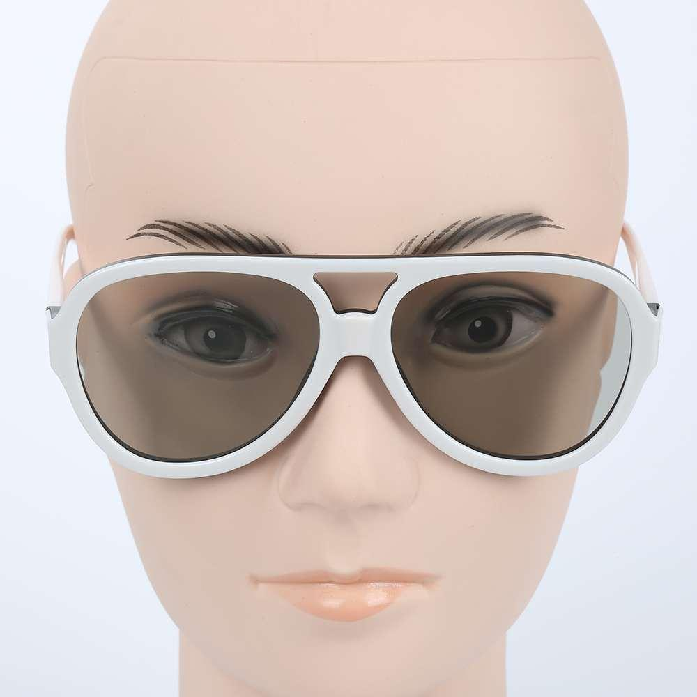 Compre Nova Chegada 3D Óculos Passiva Para RealD 3D Cinemas E LG Passiva 3D  TV Circular Óculos 3D Polarizados Venda Quente 0LRz De Theresal, ... 810cb1121c