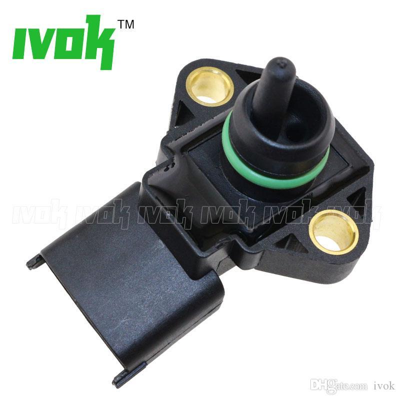 1 Bar MAP Sensor, intake manifold pressure For Opel Chevrolet Astra Zafira Blazer S10 Vectra 1.8 2.0 0261230022, 93259413