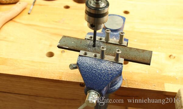"""1/4"""" 3/8"""" Multifuctional Mini Home Use Woodworking Universal Manual Drilling Hand Drill"""