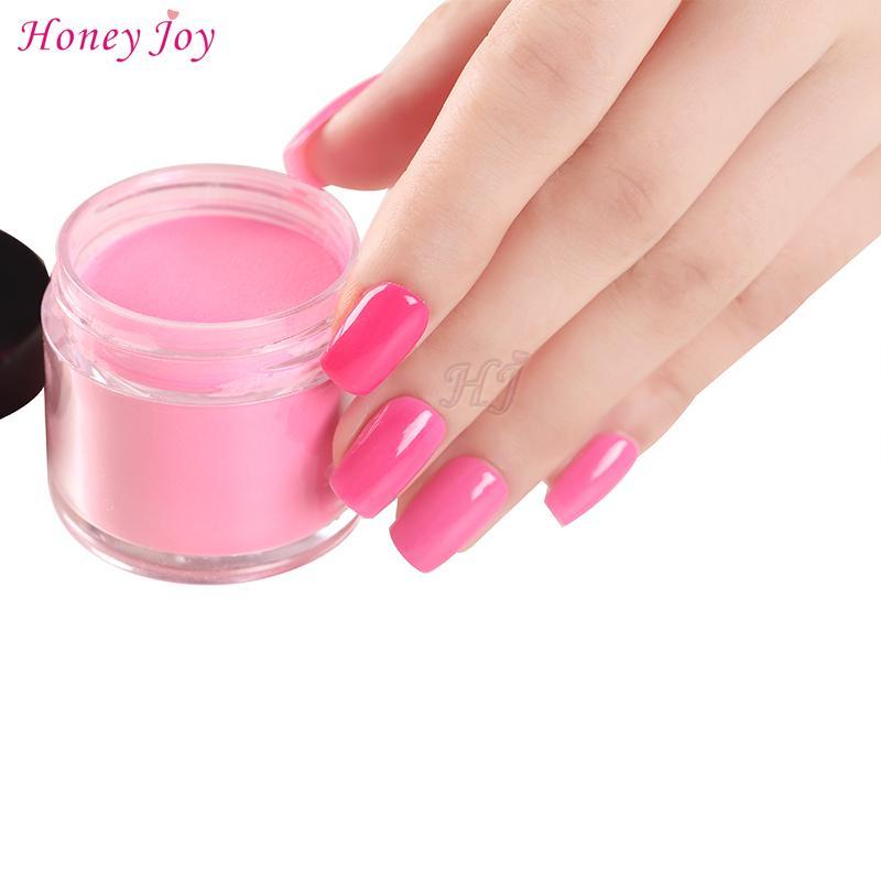 28g/Box #20 Paradise Pink Dip Powder Nails Dipping Nails Get ...