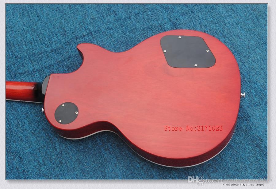 Chitarre mancini Jimmy Page Chitarra elettrica Mahogany Body all'ingrosso dalla Cina