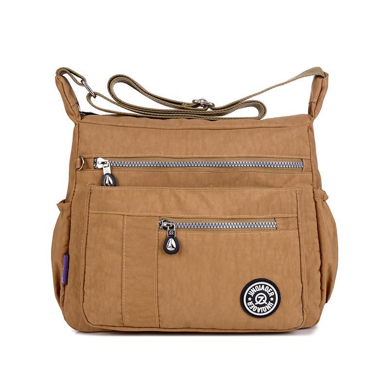 2019 Fashion New Women Messenger Bags For Women Waterproof Nylon Handbag  Female Shoulder Bag Ladies Crossbody Bags Bolsa Sac A Main Femme De  Wholesale ... f849061d9cd2b