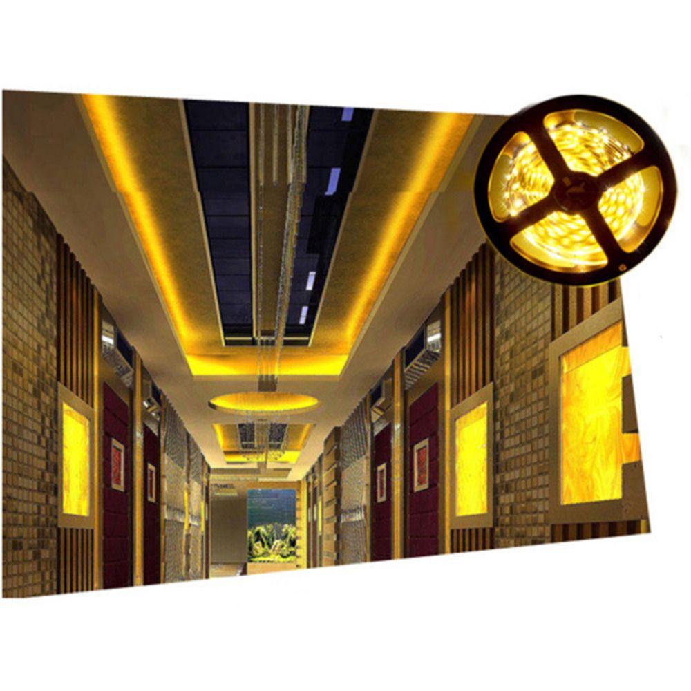New 1M/2M/3M/4M Low Power Consumption 5050 RGB USB LED Strip Light 4PIN Super Bright TV Back String Light Kits