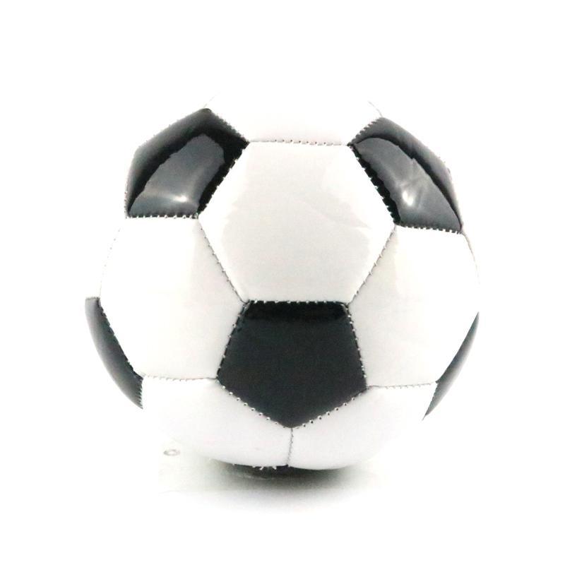 Satın Al Sıcak Satış Klasik Siyah Beyaz Standart Futbol Topu Boyutu
