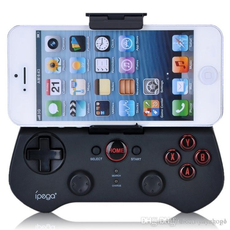 IPEGA PG-9017S Game Controller Wireless Bluetooth 3 0 Gamepad Joypad with  Stand for Android iOS Smartphone Tablet Smart TV Set-Top Box E284