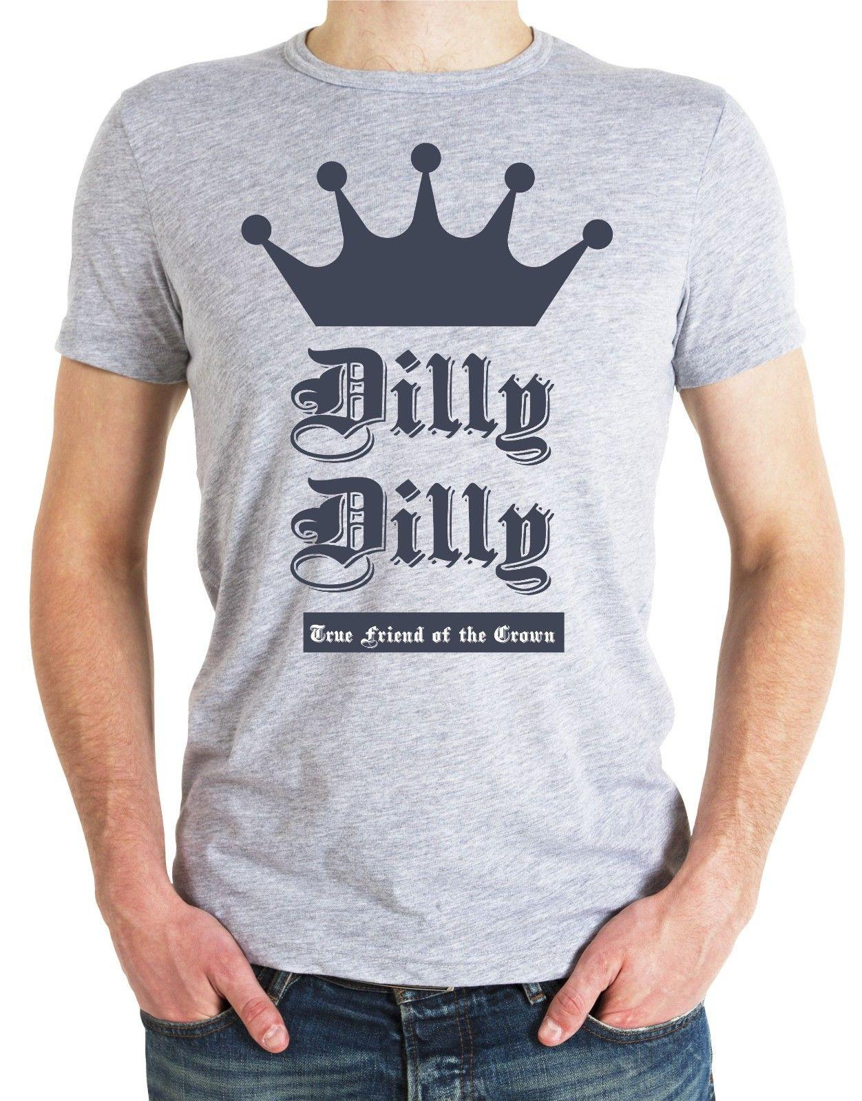 Compre Dilly Dilly True Friend Camiseta Bud Light King Cerveza Drinking  Budweiser Funny 7 A  11.01 Del Pinchoskim  028c2e180a9