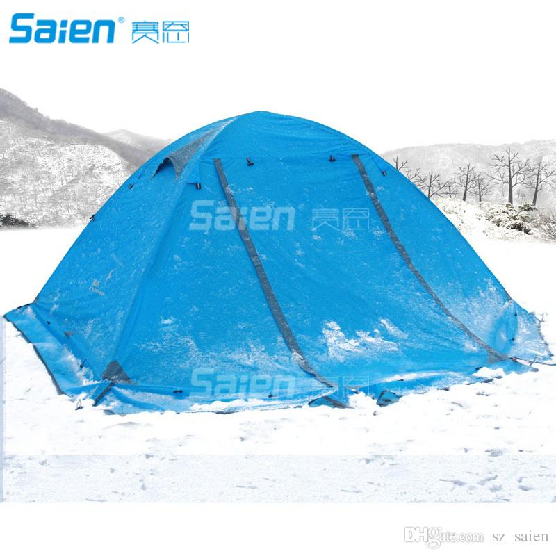 Tent For C&ing OutdoorsBackpacking Tents With LED Fit 2 3 Person 3 Season Lightweight Waterproof Tent For Family Mountaineering Hiking Cheap Tents Uk ...  sc 1 st  DHgate.com & Tent For Camping OutdoorsBackpacking Tents With LED Fit 2 3 Person ...