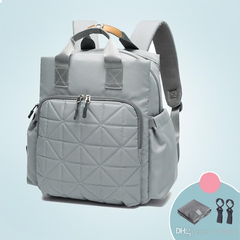 Nappy Mummy Changing Maternity Baby Bag Large Backpack Diaper Multifunctional Changing Bags Baby