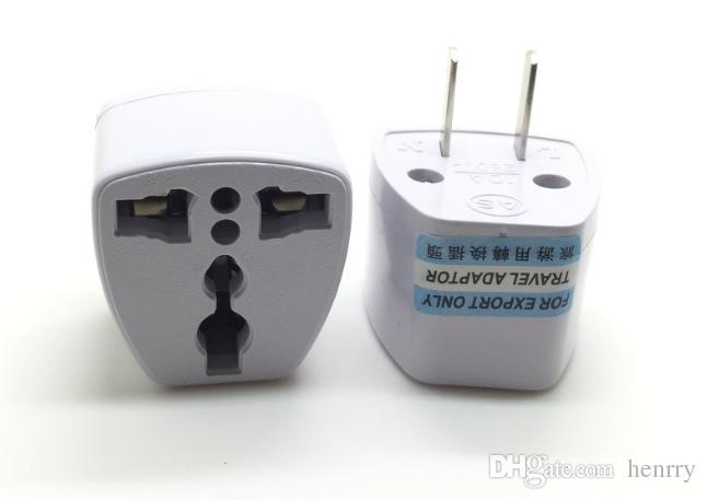 US Regulatory Universal Adapter Can Turn To Britain UK Regulatory Rules American Standard Adaptor Travel Adaptor Power Plug Adapter 40PCS