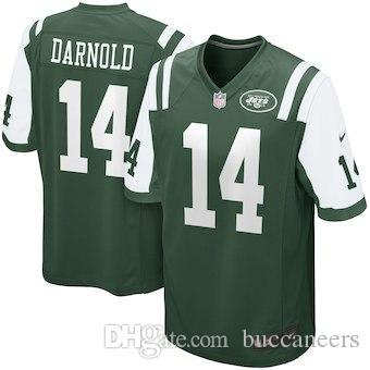 2018 14 Sam Darnold Jersey NY New York Jets 33 Jamal Adams Joe Namath  Personalized Game American Football Jerseys Womens Men Youth Kids Factory  From ... 25b20416b