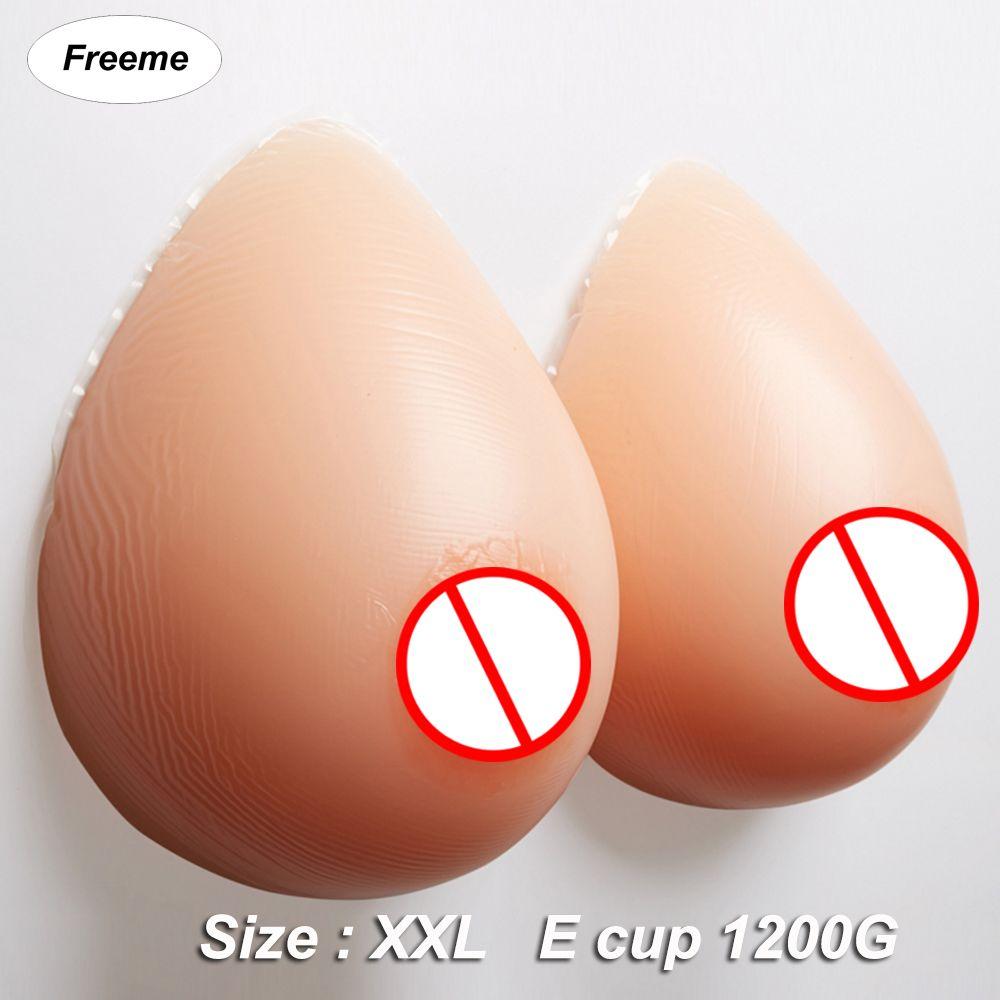 Make silicone breast