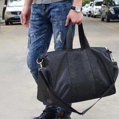 bb5f9f469441 2018 Gym Bags Men Women Sports Large Capacity Luggage Duffle Bag ...