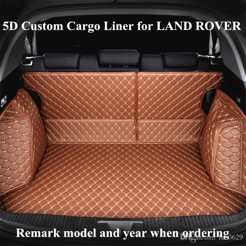 range rover discovery trunk