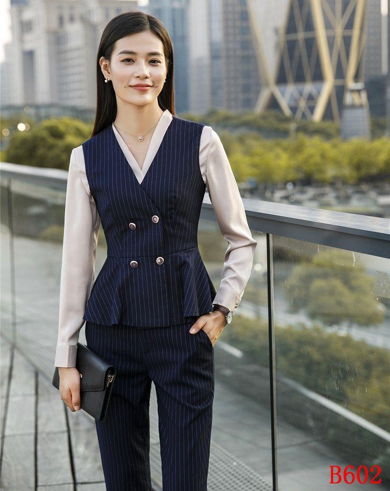 Ropa de oficina para mujer 2019