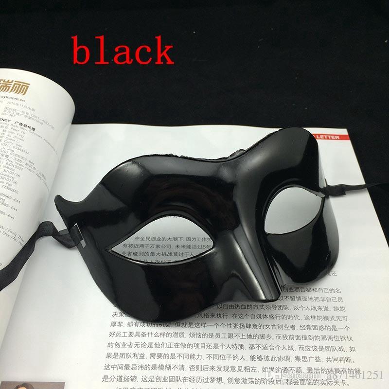 Women Fahion Venetian Party Mask Roman Gladiator Halloween Party Masks Mardi Gras Masquerade MaskGold Silver White Black