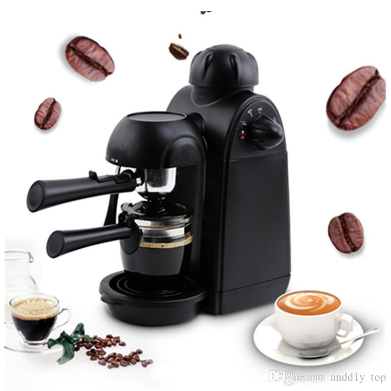 Cmb2008 Machine à café Ménage Pompé Machine à café semi automatique Machine à café à vapeur à haute pression espresso US3