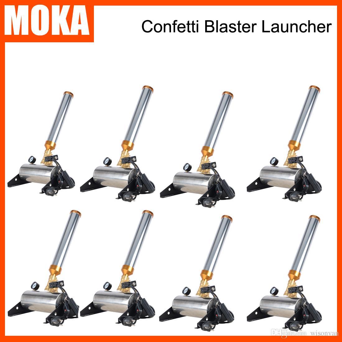 2019 Moka MK C02 Confetti Cannon,Confetti Spray Machine,Confetti