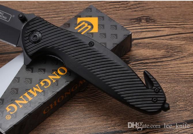 Recemmend CM80 plegable rápida cuchillo de caza al aire libre de los cuchillos de supervivencia que acampa del cuchillo del envío libre que dobla