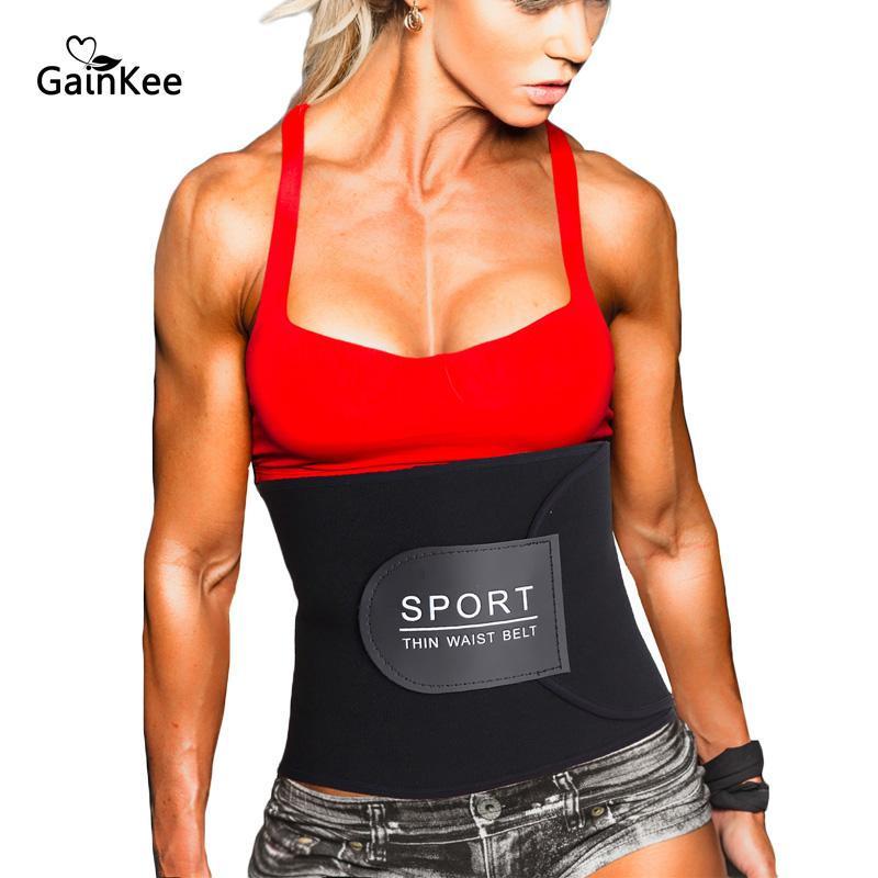6374e03a85 2019 Hot Body Shapers Unisex Waist Cincher Trimmer Tummy Slimming Belt  Latex Waist Trainer For Men Women Postpartum Corset Shapewear From Xmykcsm
