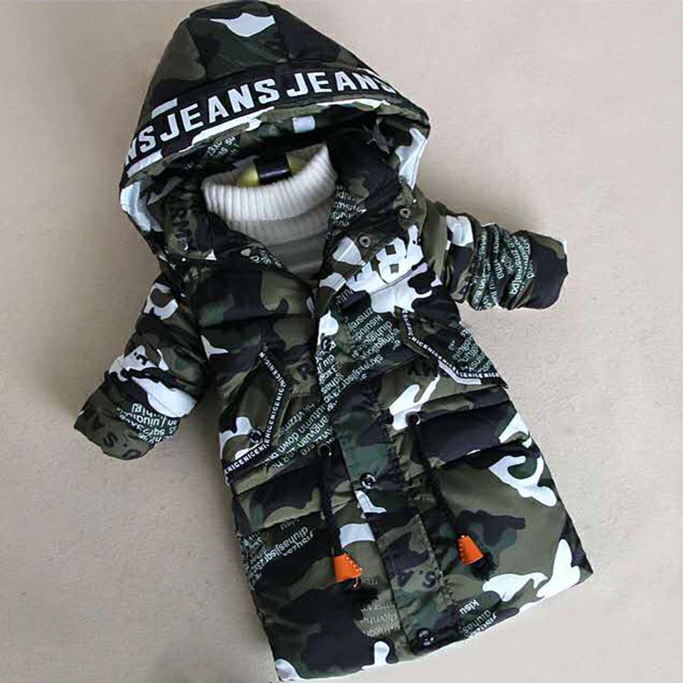 8f7daafe118c Fashion New Boys Coat 2018 Winter Jacket For Baby Boys Jacket Coat ...