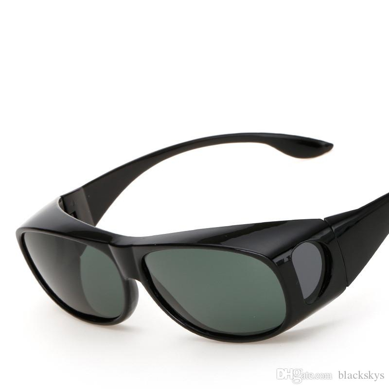 Óculos polarizados de esporte Óculos de sol ao ar livre Óculos de sol do exército Óculos de sol da tempestade do deserto