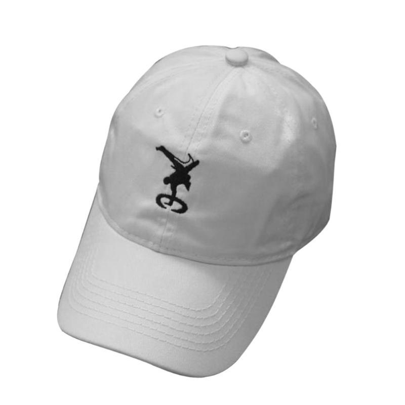 a918be7cc10 Adjustable Solid Color Hat Pattern Print Fashion B Boy Hip Hop Adjustable  Baseball Snapback Cool Hat Cap One Size Lids Hats Visors From Henrye
